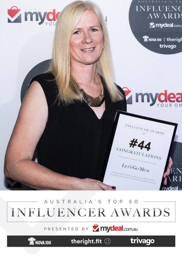Australian 2017 Top 50 Influencer Awards