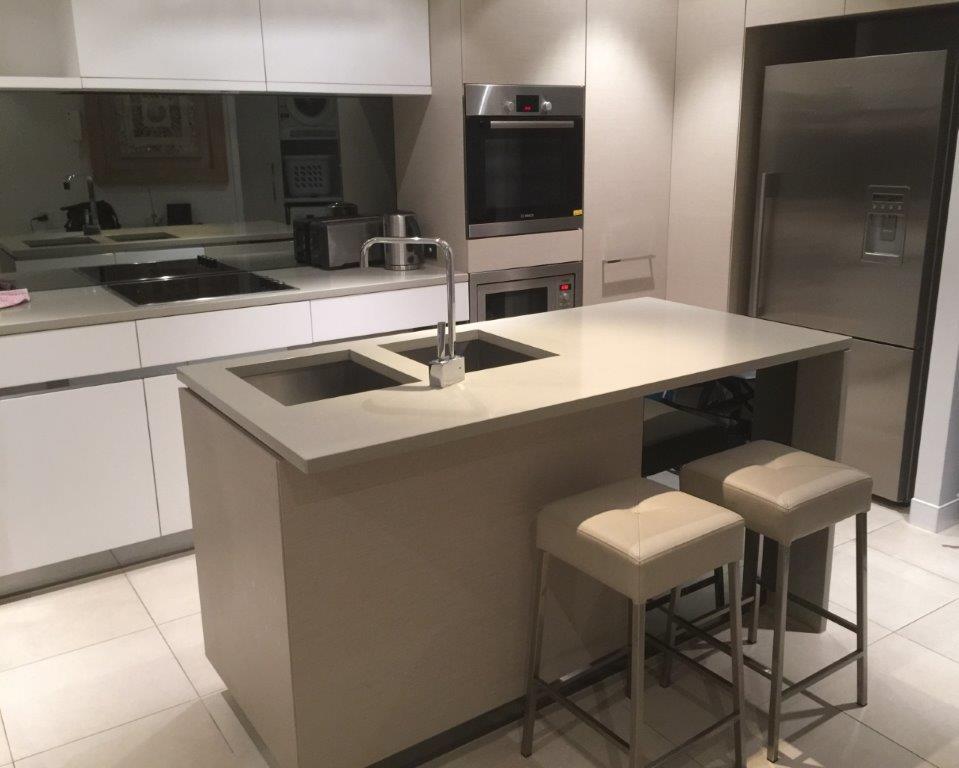 Soul apartment kitchen