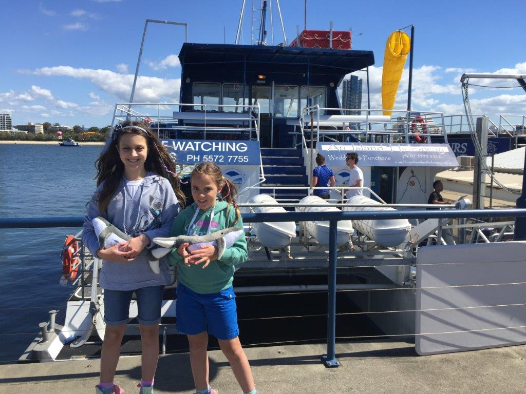 What a wonderful trip we had with Spirit whale watching