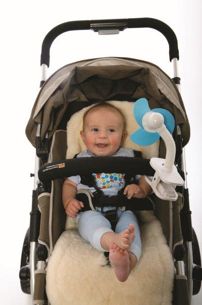 Dreambaby® Stroller Fan