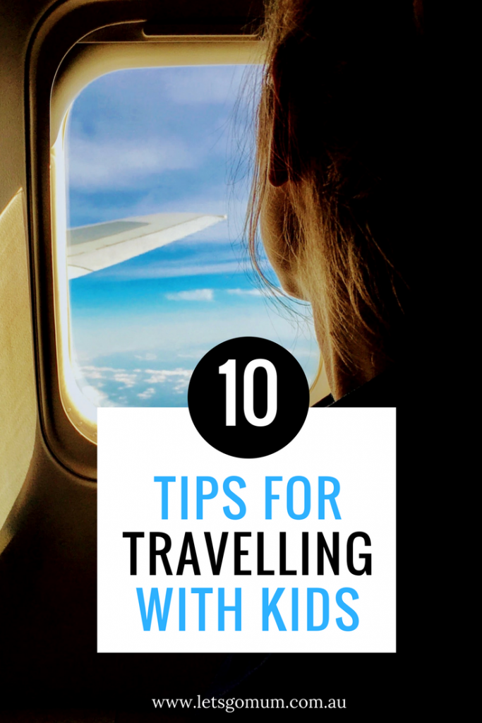 Top Travel Tips To Survive Travelling With Kids!