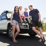 Australian family travel trends