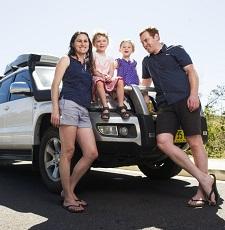 Australian family travel trends