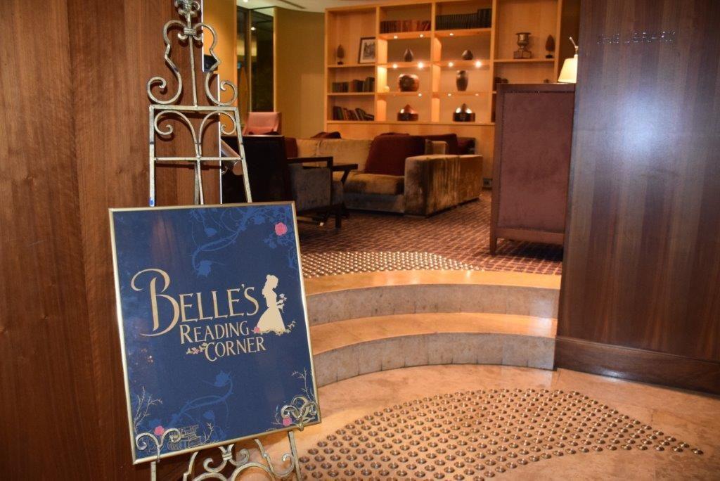 Belle's Reading Corner