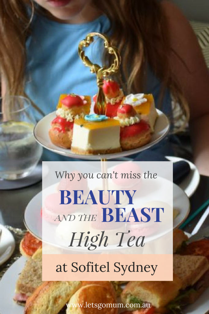 Sofitel Sydney Beauty and the Beast High Tea, Australia