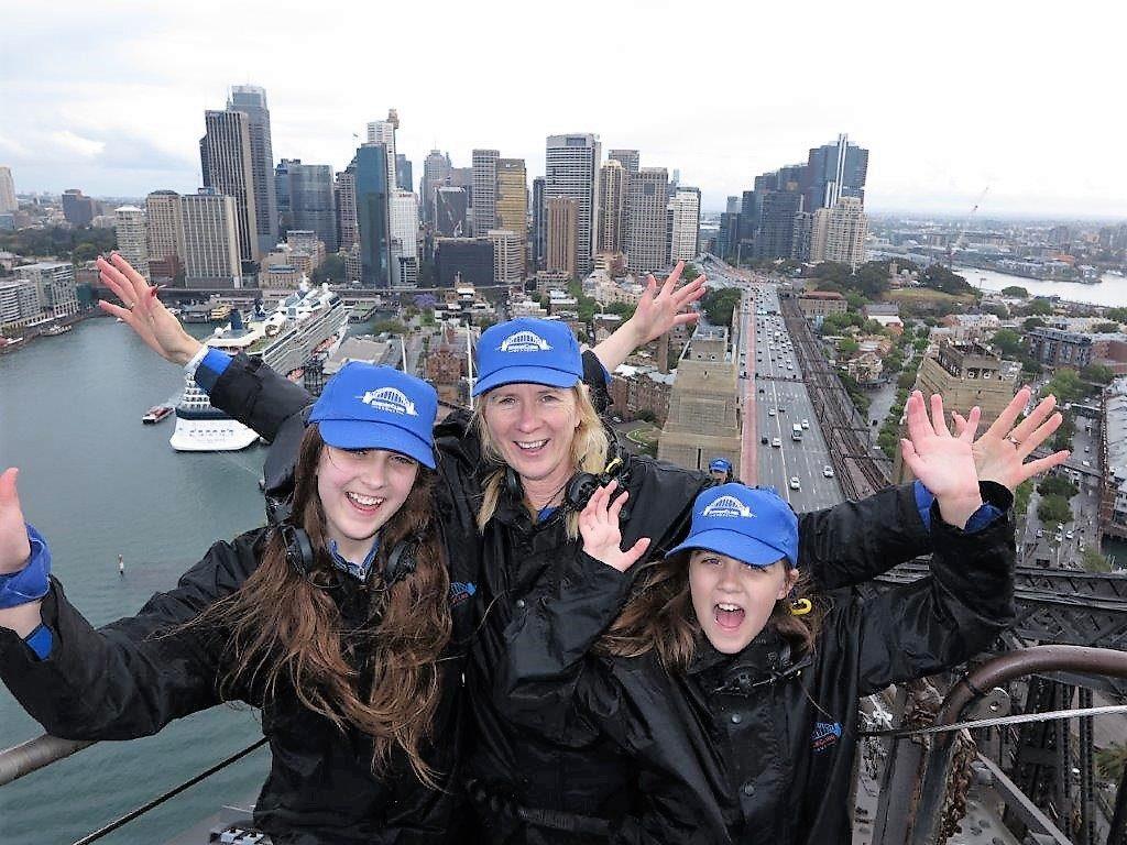 Our Sydney City view shot