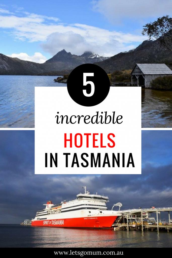 Top 5 amazing Tasmania hotels, Australia