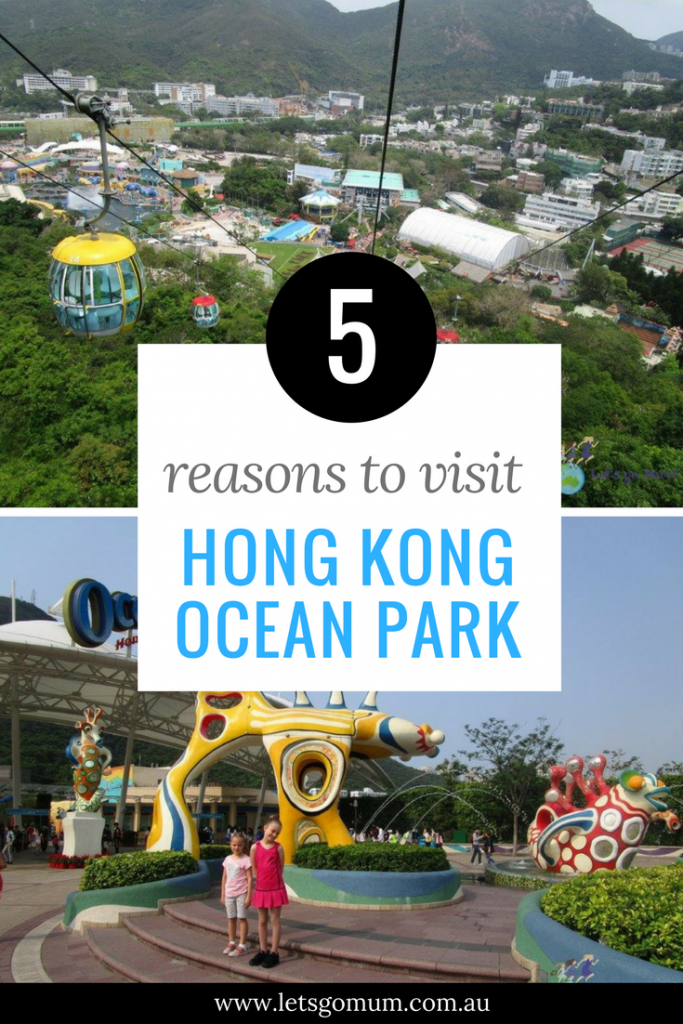 5 reasons why Hong Kong Ocean Park is better than Disneyland, Hong Kong
