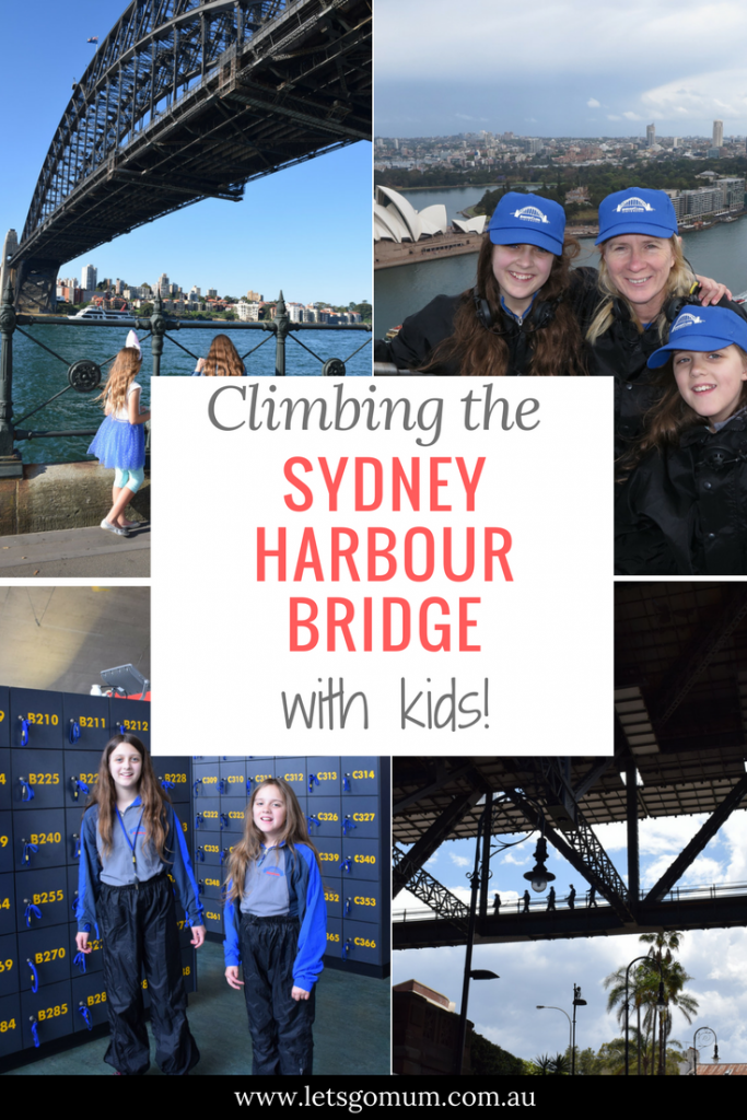 If you're looking for something memorable to do with the family in Sydney - why not climb the Harbour Bridge, Australia?