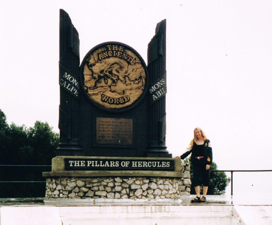 Visiting the Pillars of Hercules was a dream of mine