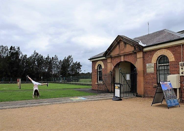 Sydney Olympic Park Newington Armory