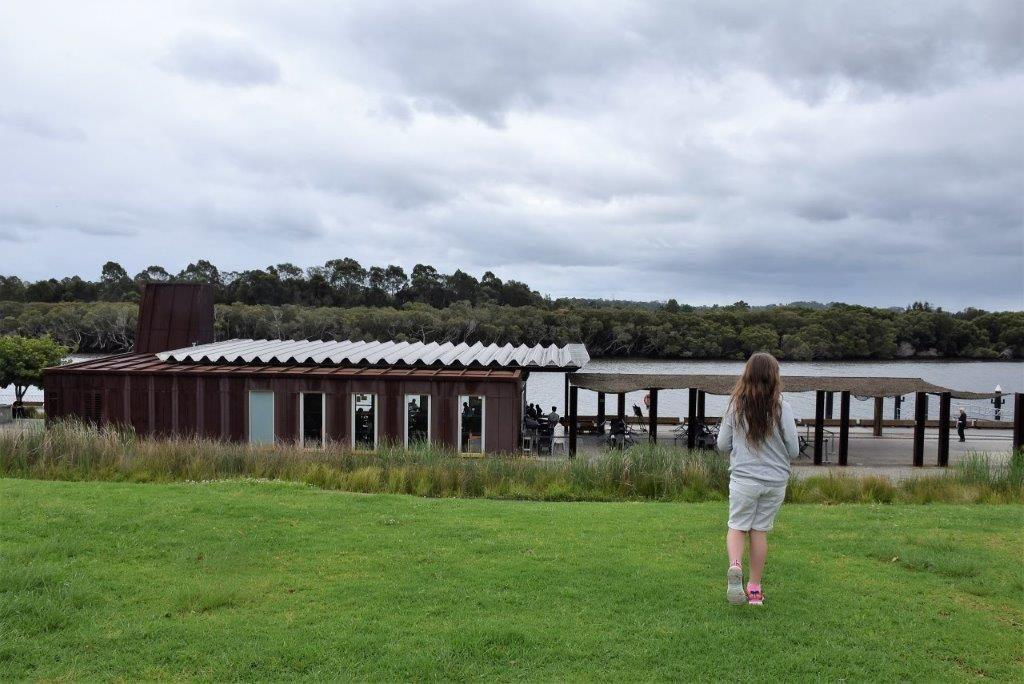 Sydney Olympic Park Armory Wharf Cafe