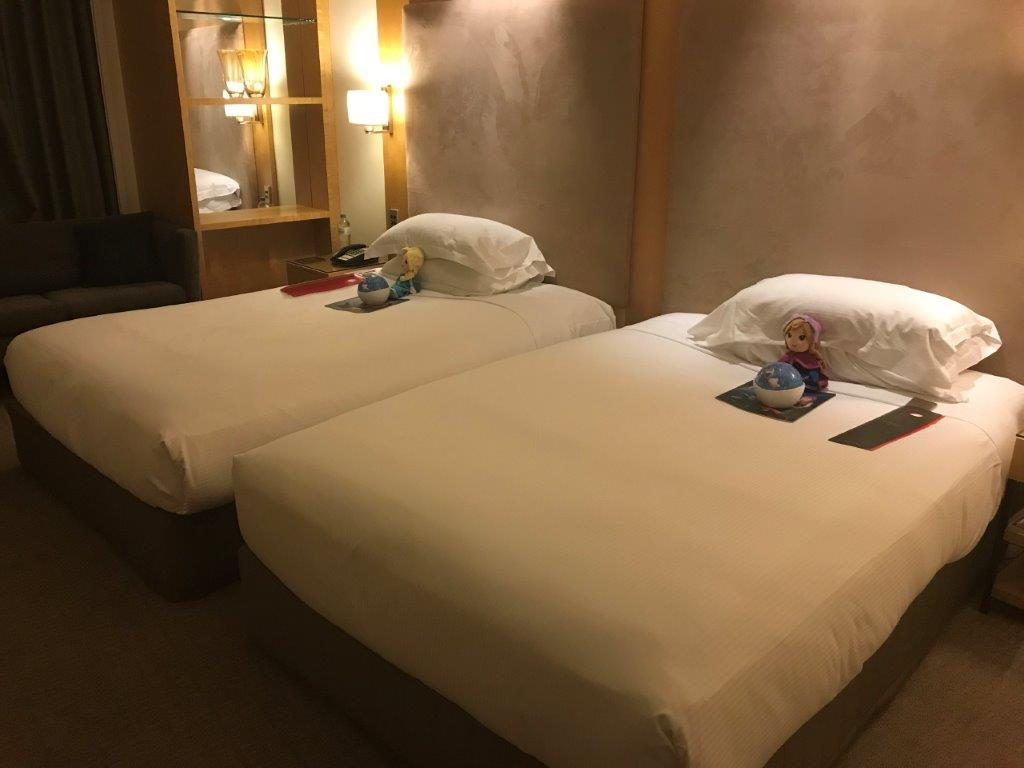 Sofitel Sydney Wentworth Superior Room