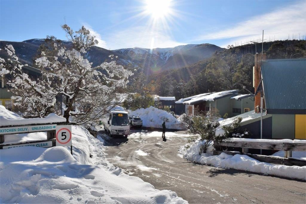 Howmans Gap, Falls Creek is the perfect family base