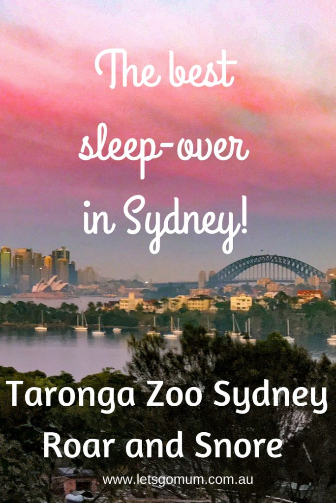 Visiting Taronga Zoo is the essential Sydney family tradition – but did you know they also host the best sleepover in Sydney? It's the Taronga Roar and Snore!