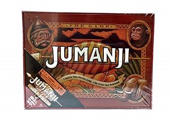 Jumanji wooden box