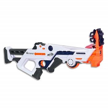 Nerf laser gun