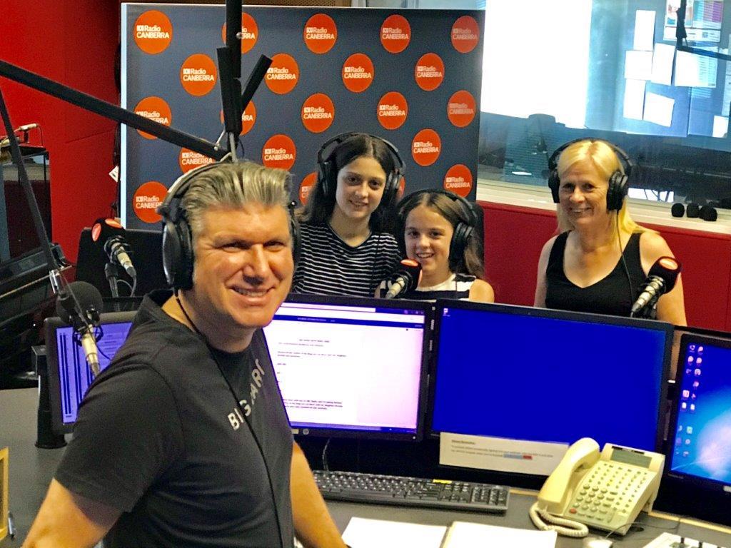 ABC Radio National interview