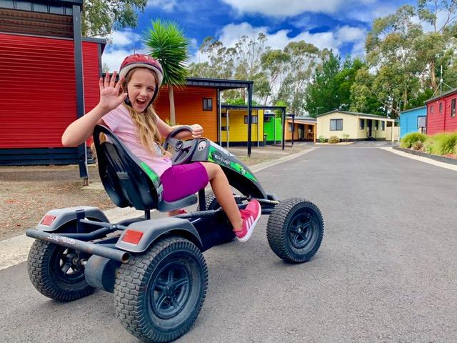 Pedal Go Karts at BIG4 Traralgon