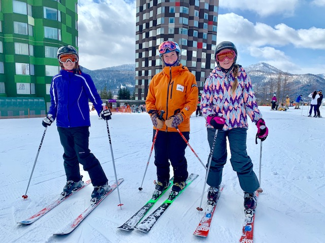 Expert ski instructors will have you skiing in no time!