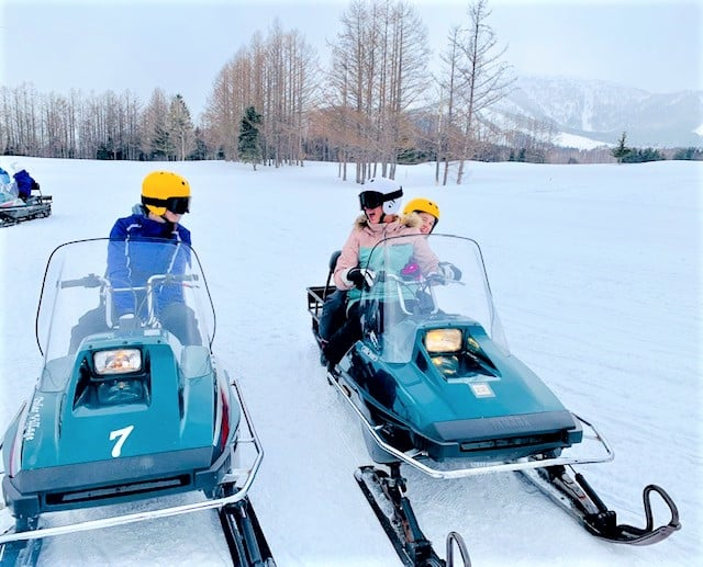 Fun family holiday memories are made at the Gao Outdoor Center