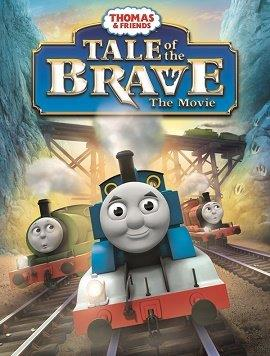 Thomas & Friends™ Tale of The Brave movie