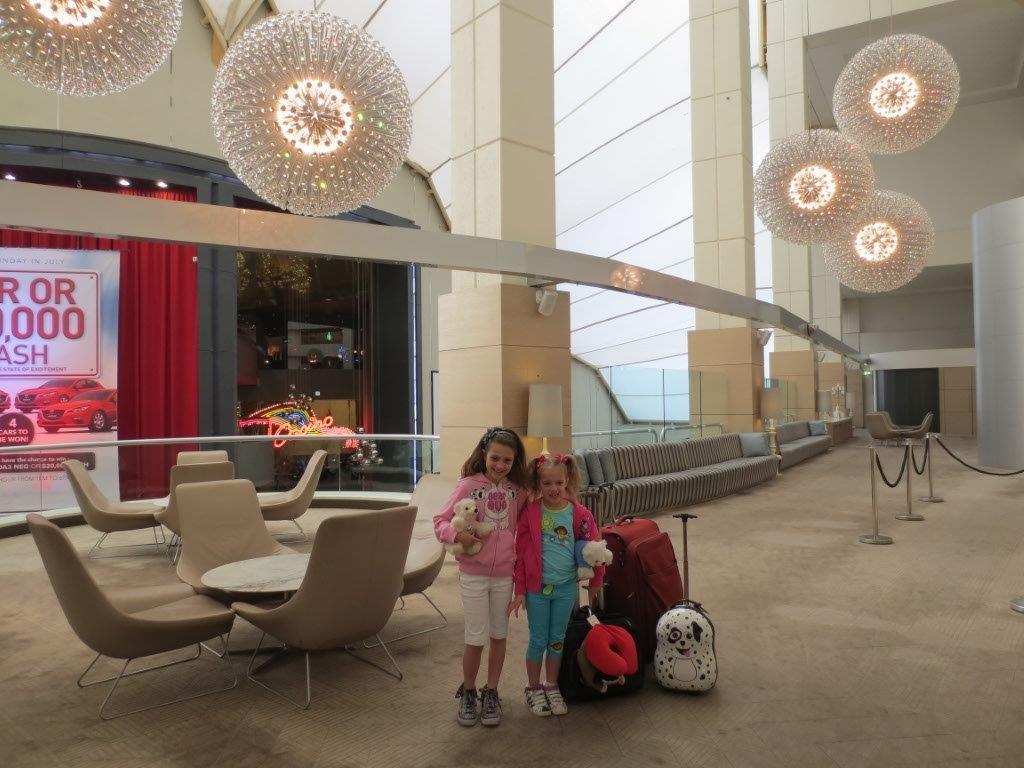 Jupiters Hotel foyer