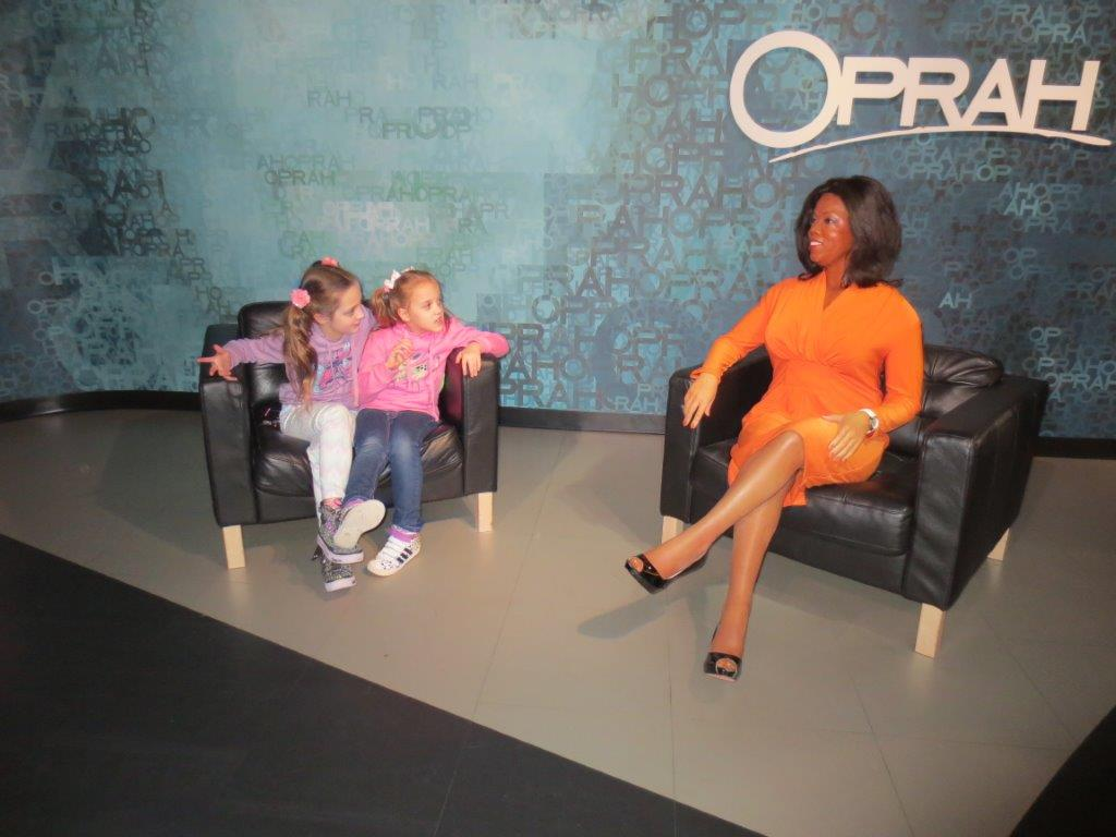The girl's Oprah interview went really well!