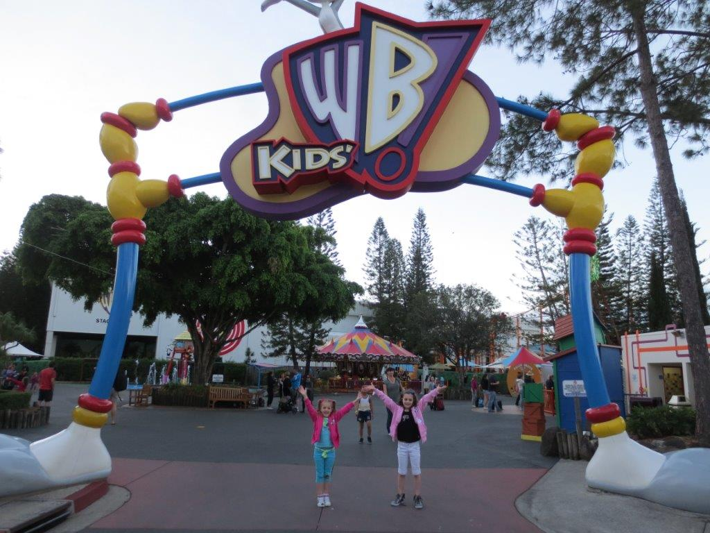 Movie World's WB Kids' World is a fun centre for kids!
