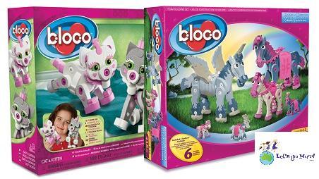 Bloco construction toys