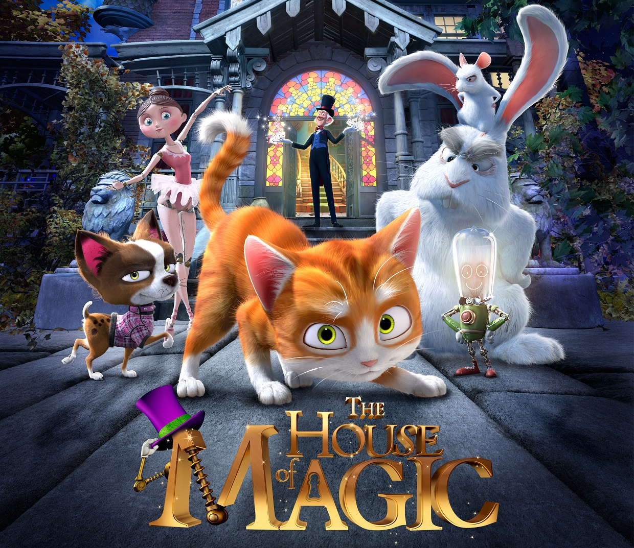 New movie - The House of Magic