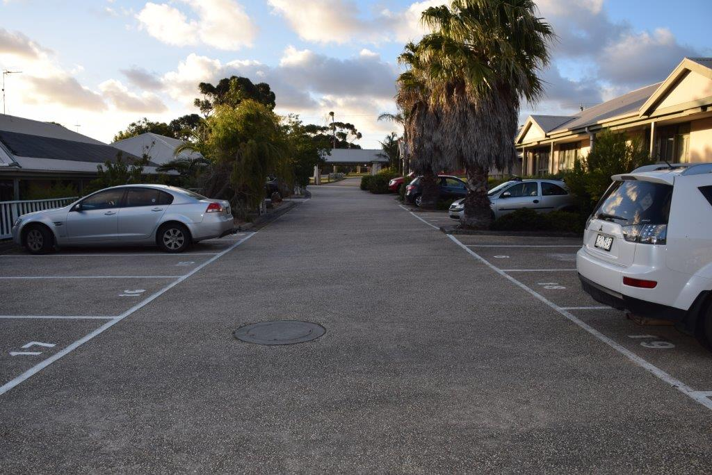 Lightkeepers Motor Inn at Aireys Inlet on the Great Ocean Road