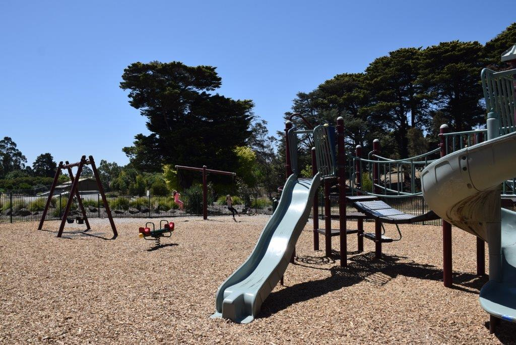 Kilmore playground makes for a good family rest-stop