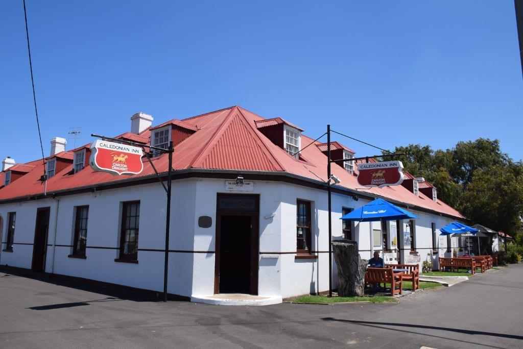 """""""The Stump"""" - Victoria's oldest licenced pub - established 1844"""