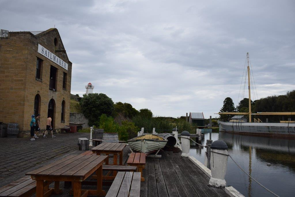 The Flagstaff Hill Maritime Village