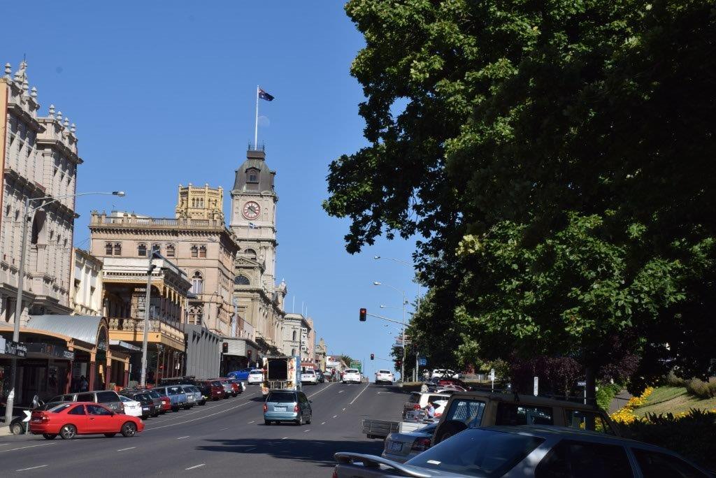 Ballarat main-street