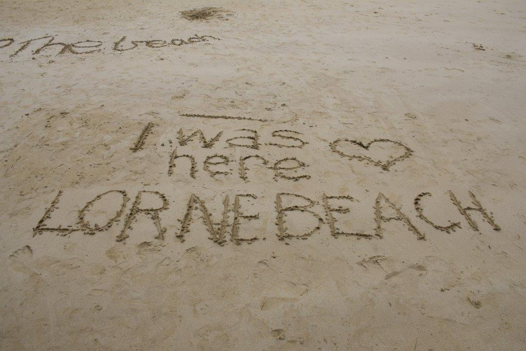I love Lorne Beach!