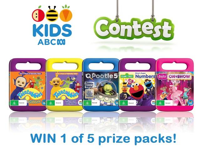 ABC KIDS giveaway