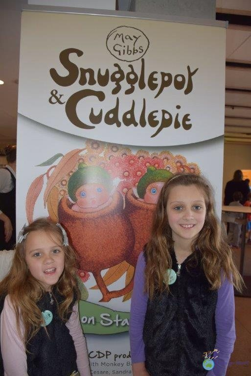 We all just loved the Snugglepot and Cuddlepie show!