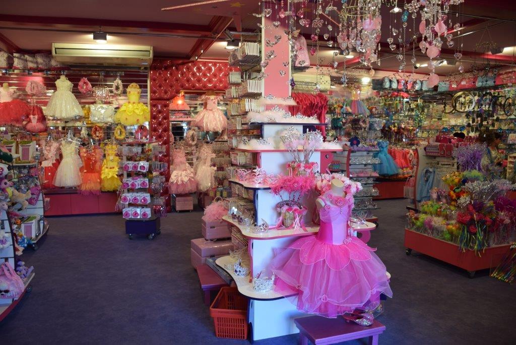 Fairytale Treasures is a fairy shop which little fairy-fans love!