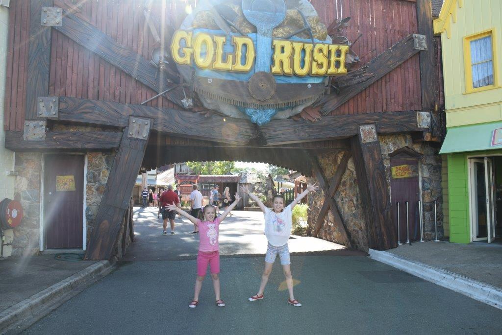 Yee-haw - it's Gold Rush World!