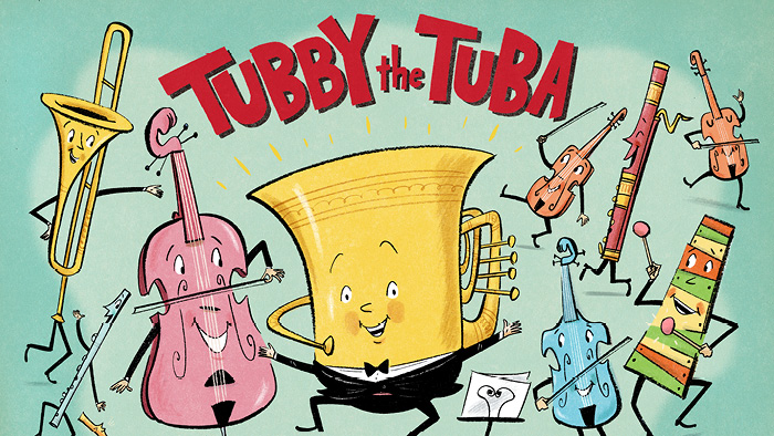 Babies Proms: Tubby the Tuba