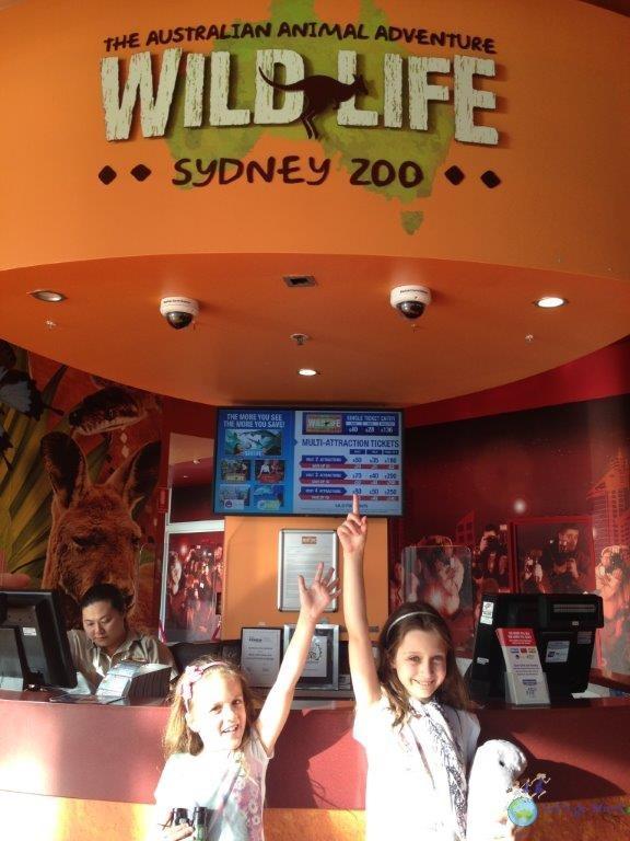 Number 3 - Sydney Wild Life!