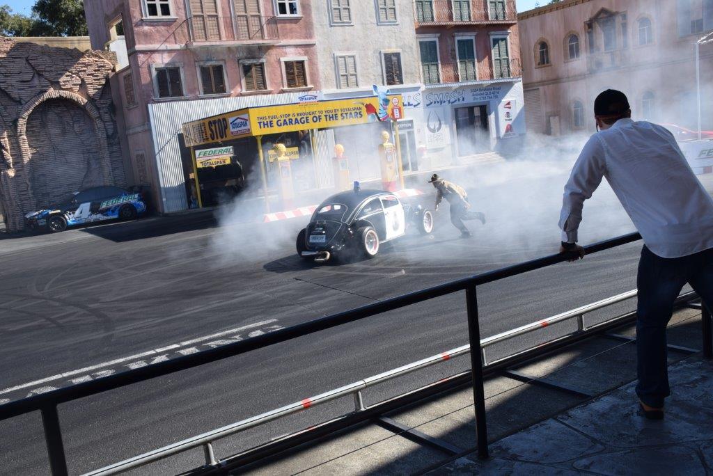 Hollywood Stunt Driver 2
