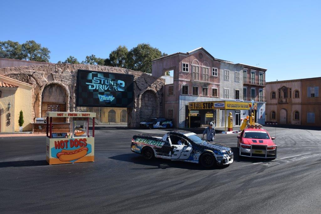 Movie World Stunt Driver 2