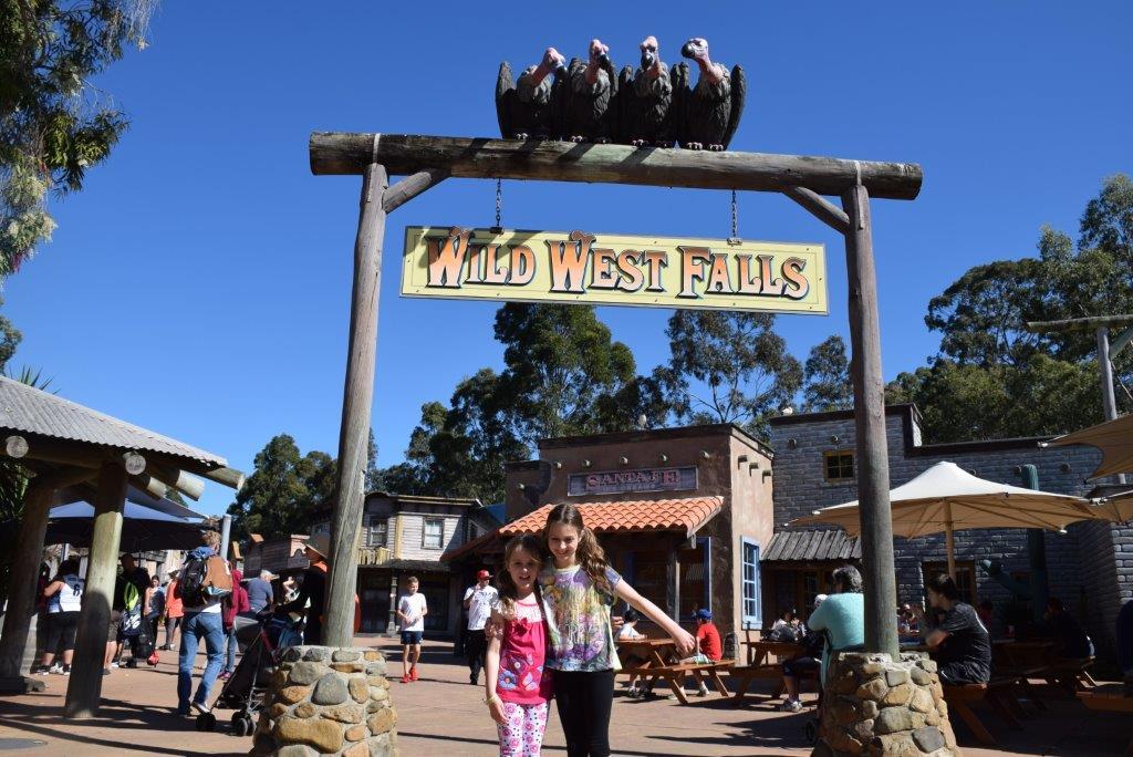It's the Wild West!