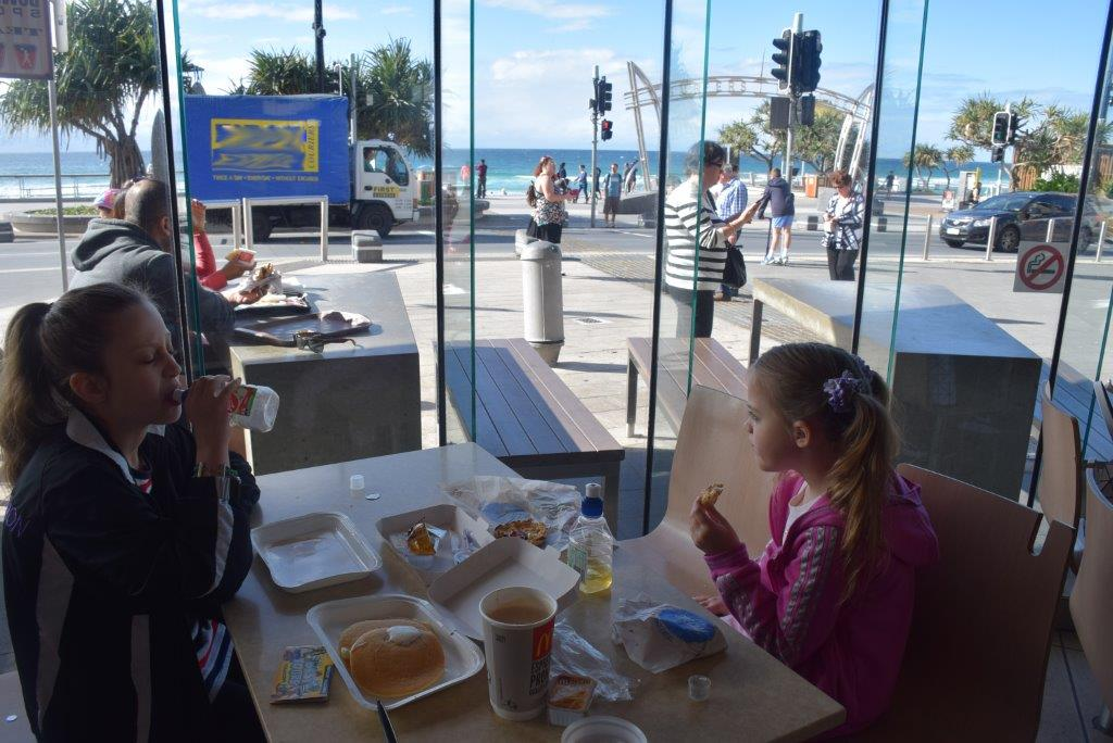 McDonald's Surfers Paradise family restaurant