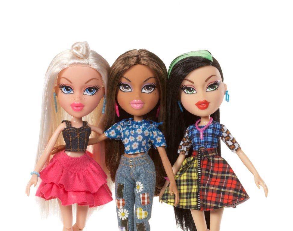 Hello My Name Is Bratz dolls