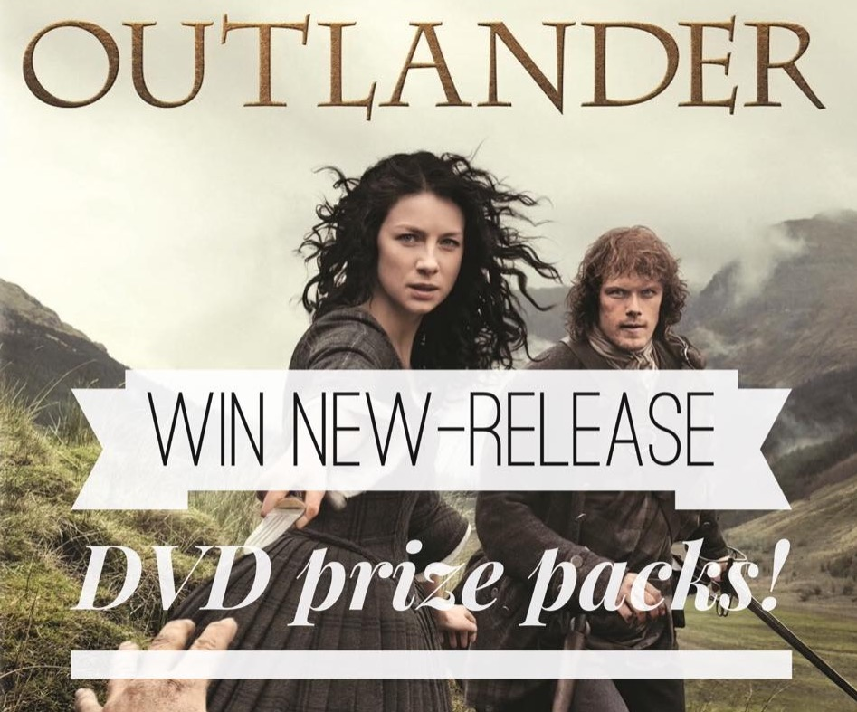 Win an Outlander DVD Prize Pack