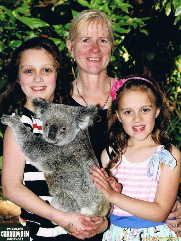 You can legally hug a koala at Currumbin Wildlife Zoo!